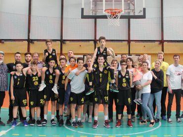 A budapesti Serdülő/B bajnokság győztesei vagyunk!