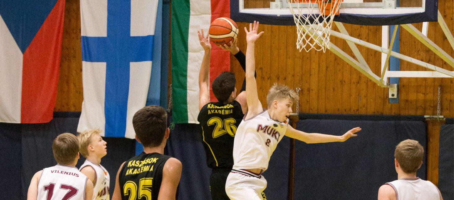 U16 EYBL: Komoly nemzetközi siker