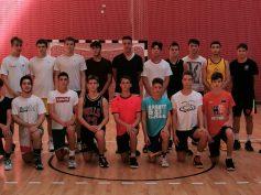 U18: A juniorok is Tamásiban készültek